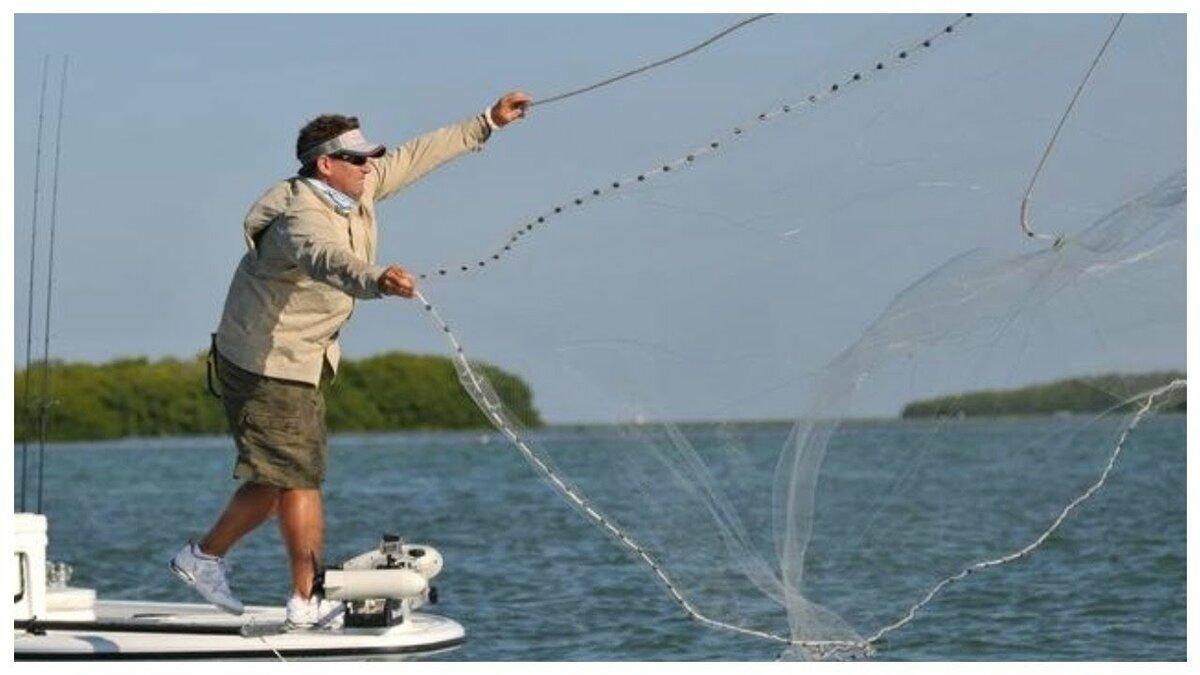 Что такое рыбалка кастинговой