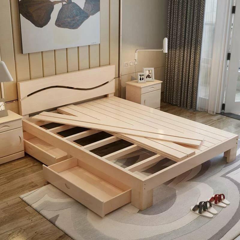 Сделай сам кровать в картинках
