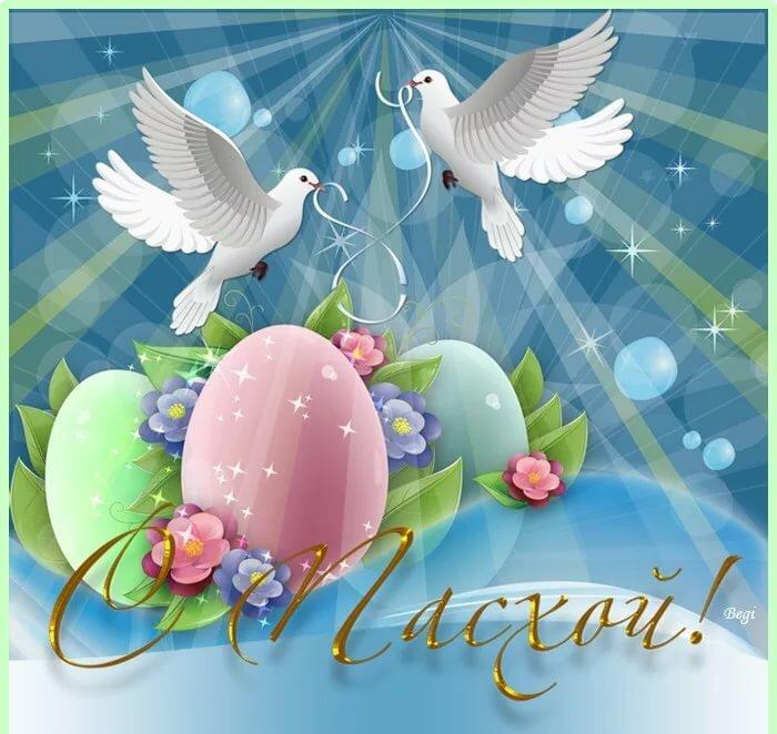 Красивые открытки христос воскрес