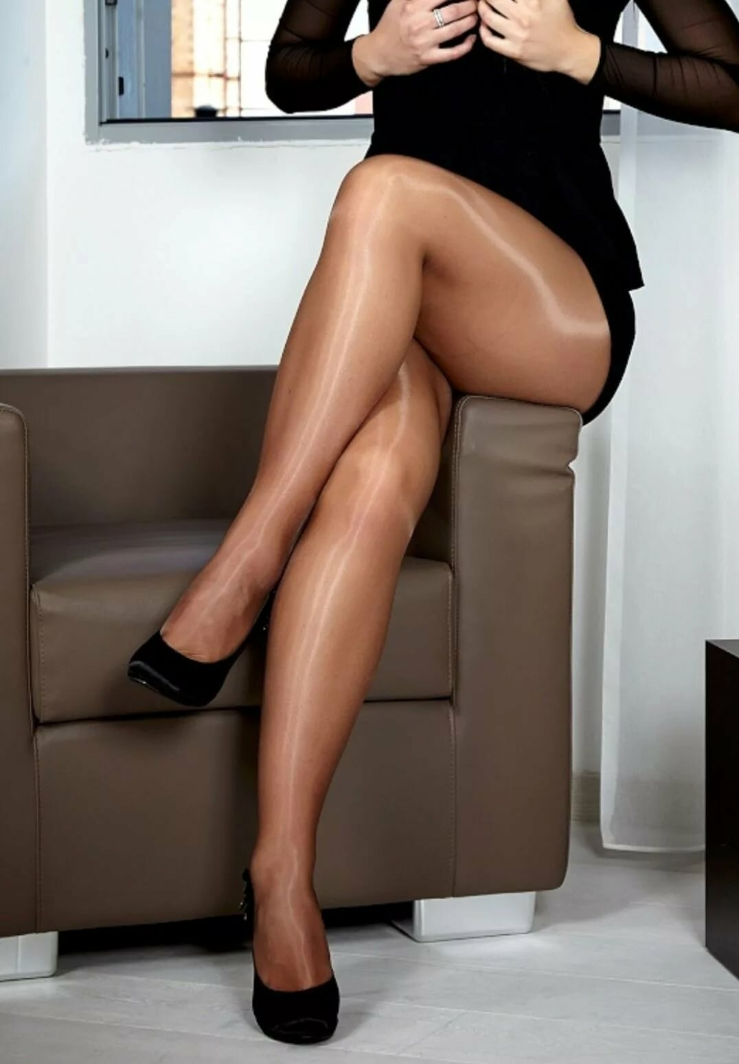 Sexy music legs sheer neutral basic nylons tights stockings pantyhose hosiery