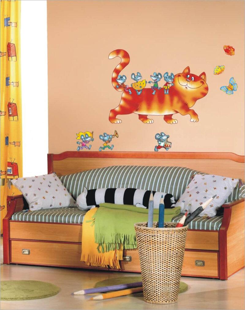 Картинки детские для оформления спальни