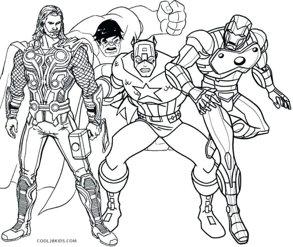 украсить раскраски про супергероев распечатать ремонту отделке