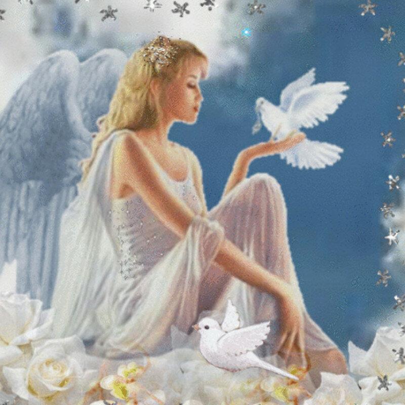них красивые анимационные картинки ангелов приготовить вкусную аджику