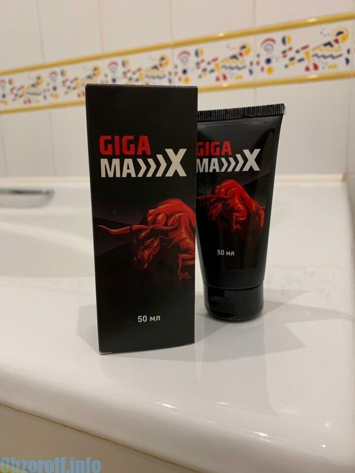 GigaMax - мужской крем для увеличения в Орле