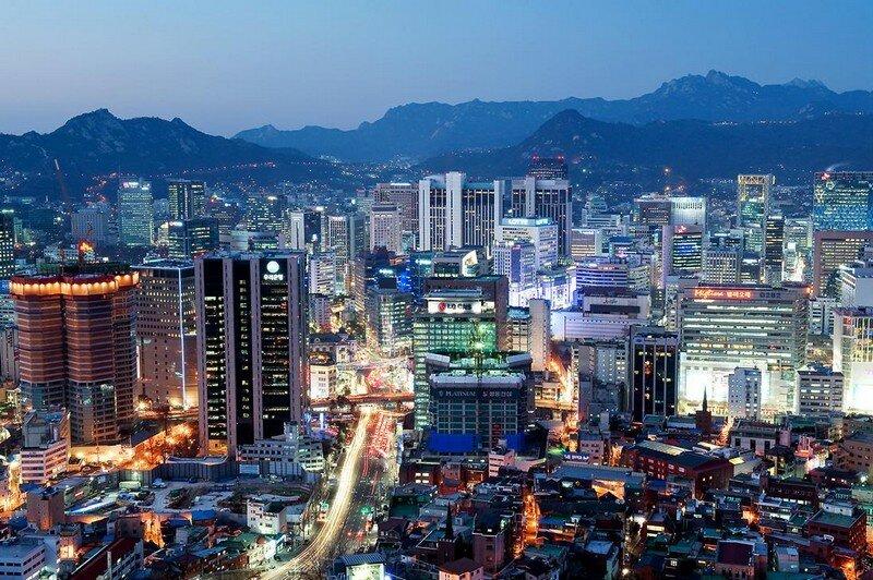 Южная корея картинки фото