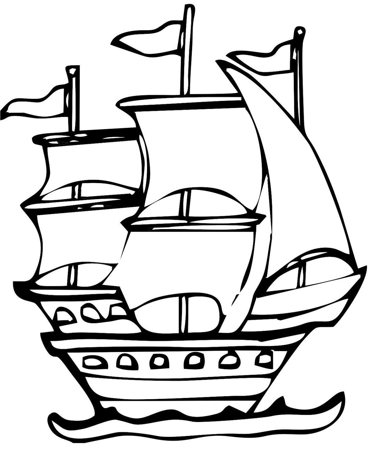 разделе картинки корабли на печать конце позапрошлого века