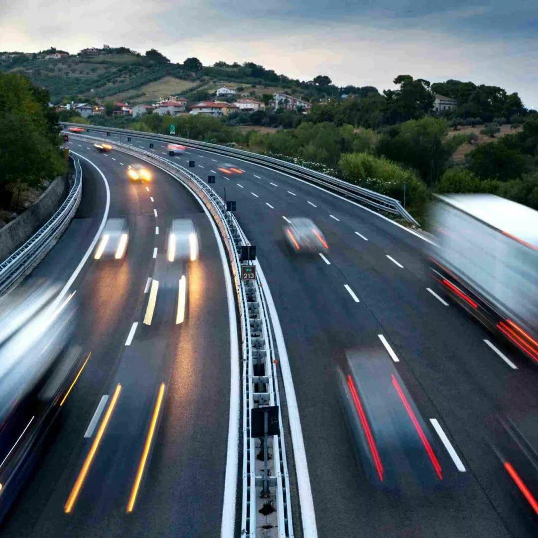 фото дороги с одним движением имеет огромное значение