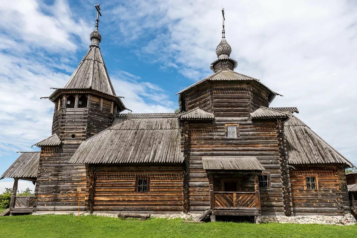 деревянный монастырь картинки идеальная, будто