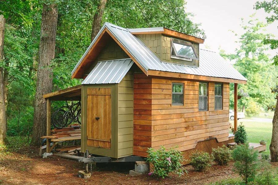 небольшой дом своими руками пошагово с фото будет полностью модернизирован