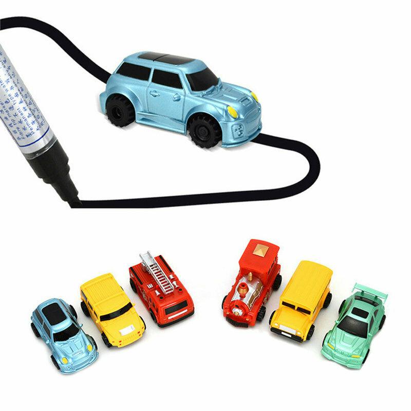 Inductive car - инновационная игрушка в Луцке