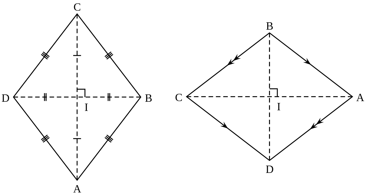 картинки как нарисовать ромб