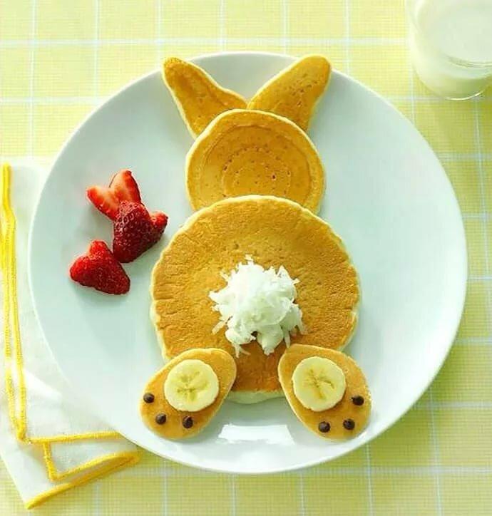 Завтрак маме картинки