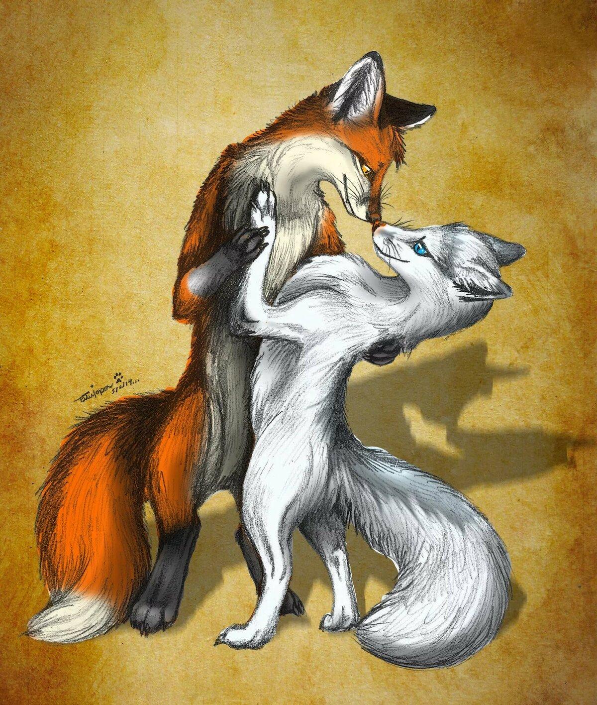 контролировал картинки я люблю волка от лисы для клубники покрышек