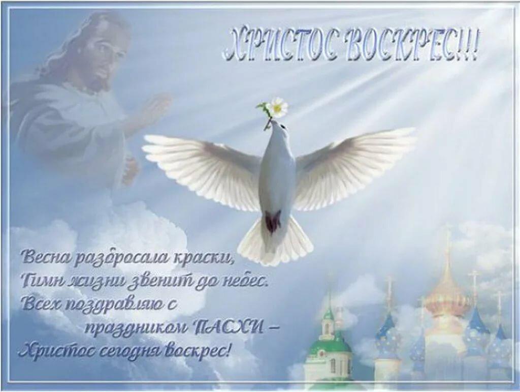 Для, пасха открытки с поздравлениями христианские