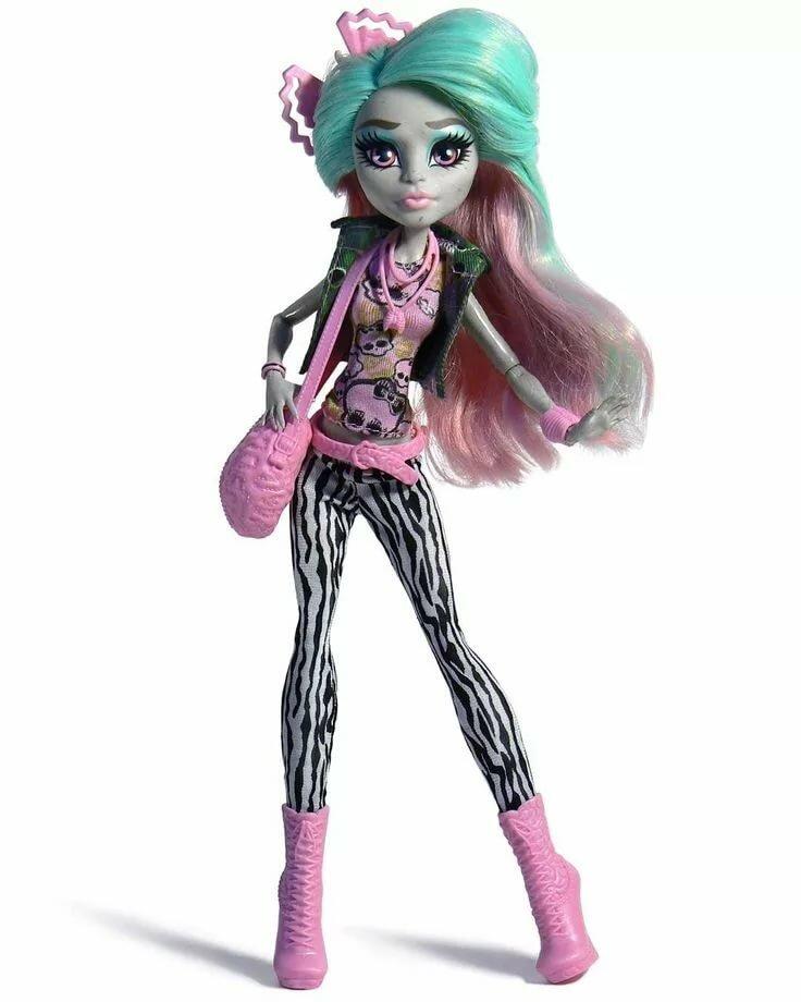Фото куклы рошель монстер хай
