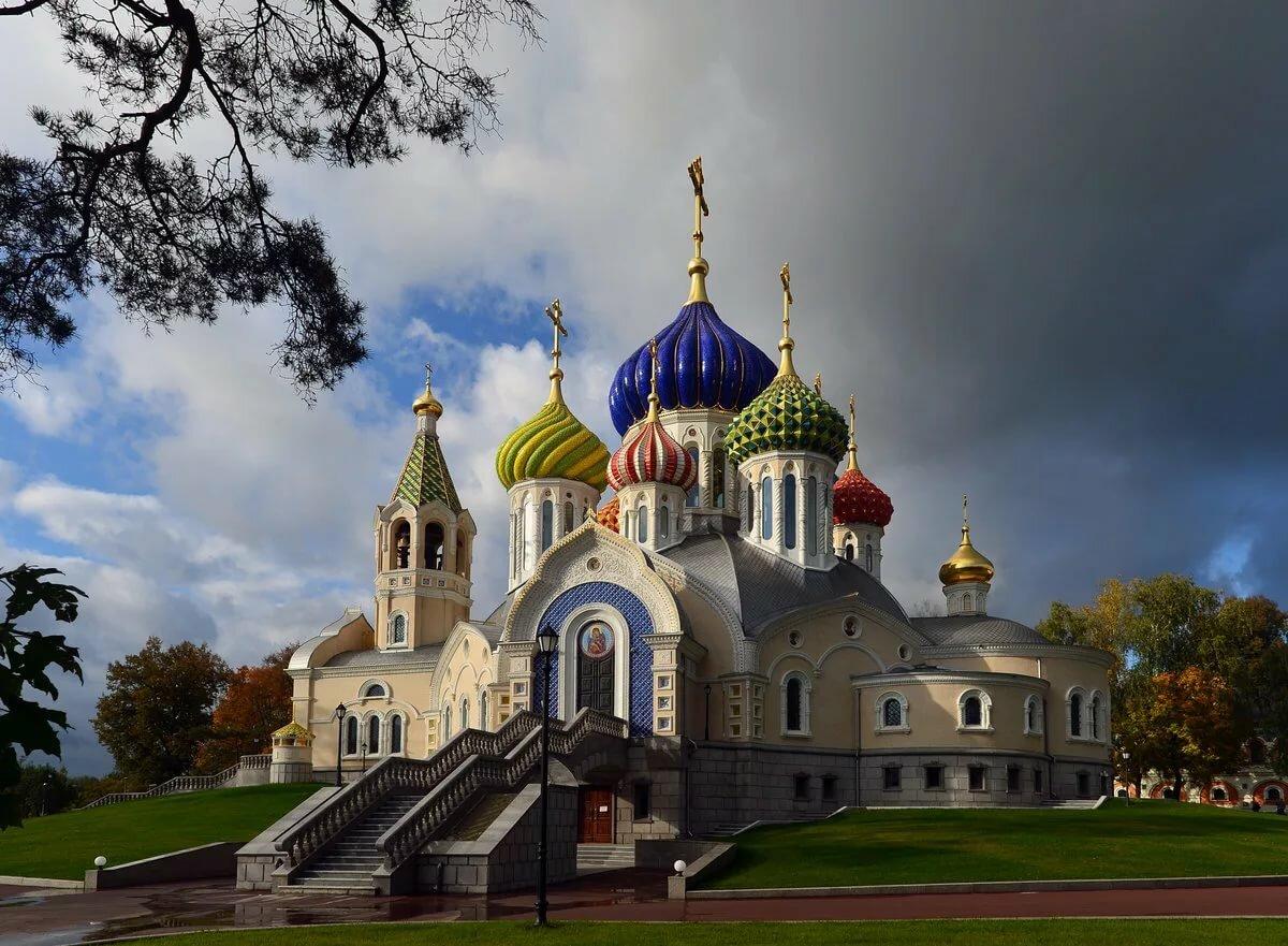 Картинки самых красивых церквей в россии