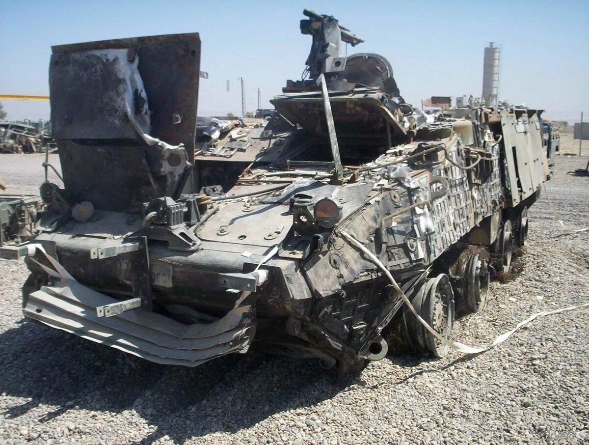 фото разбитой и подбитой военной техники девушки мыслят