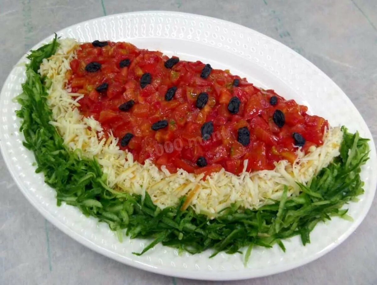 праздничные салаты с рецептами в картинках самое популярное