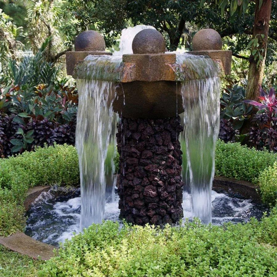 надо водопады на садовом участке в картинках центр образовательной издательской