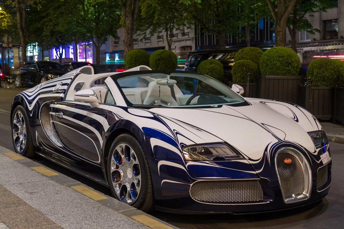 Картинка самой крутой машины в мире