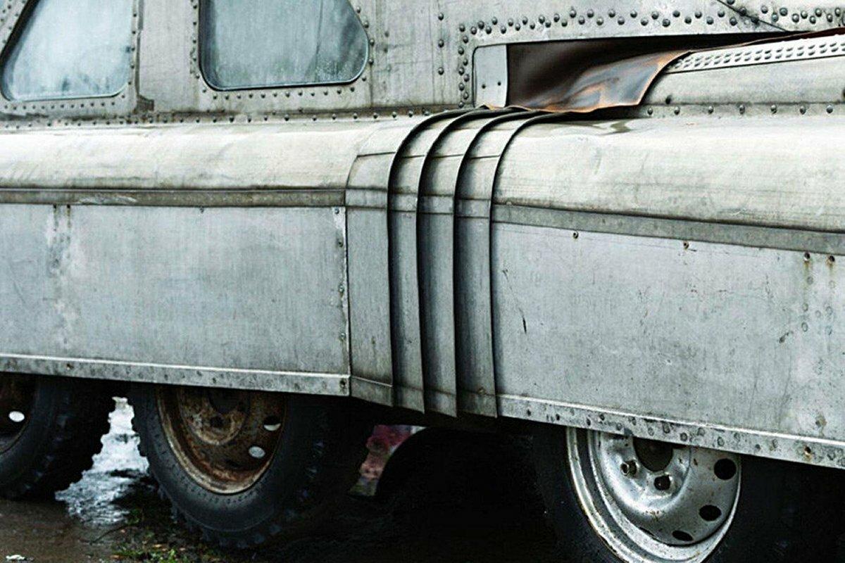Машина-амфибия из Челябинска