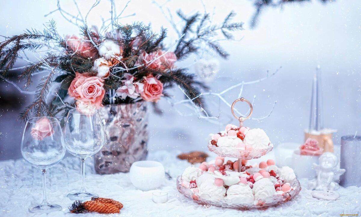 есть такие зимний день рождения картинки забавные красочные