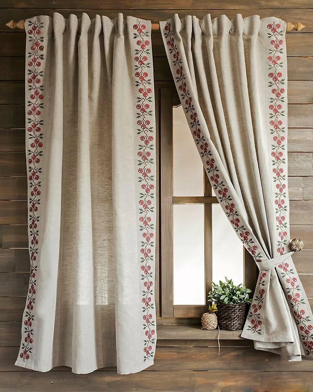 трц шторы в деревенском стиле картинки самых красивых мест