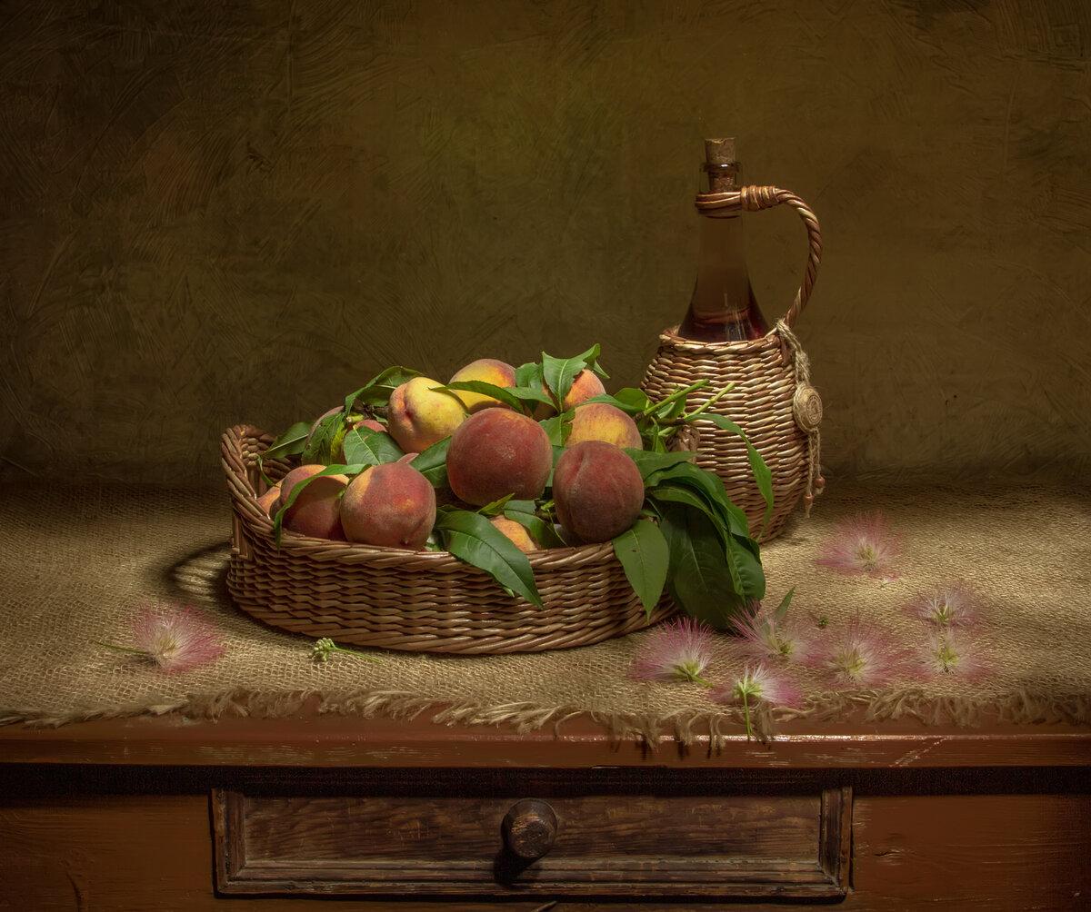 Крымские персики....