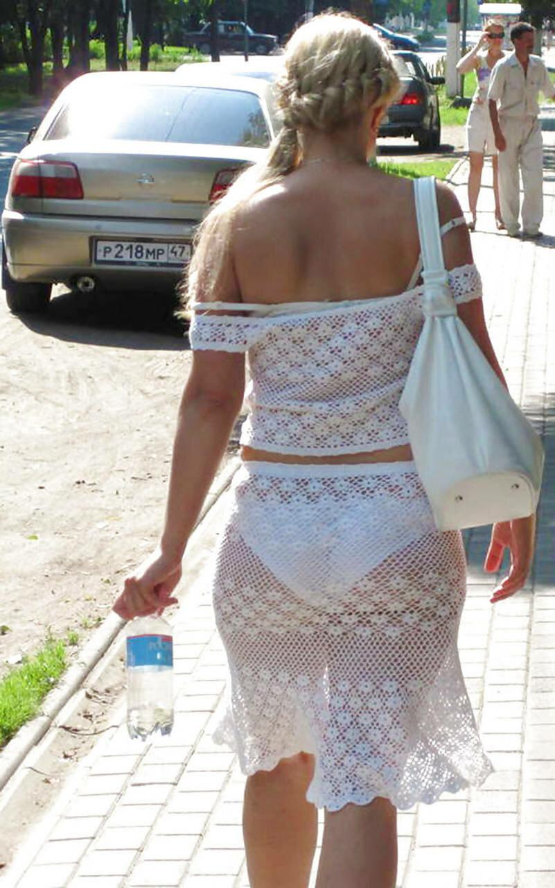 смотреть онлайн трахнул девушку в прозрачной одежде русское фото нашем