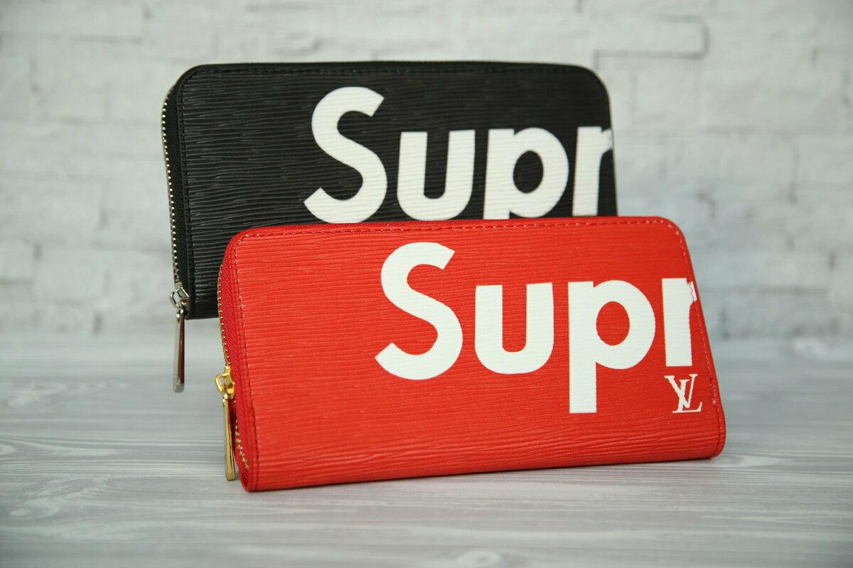 5dd56a84f76d http:/ Портмоне Supreme от Louis Vuitton. Портмоне Подробности... ❤ http:/