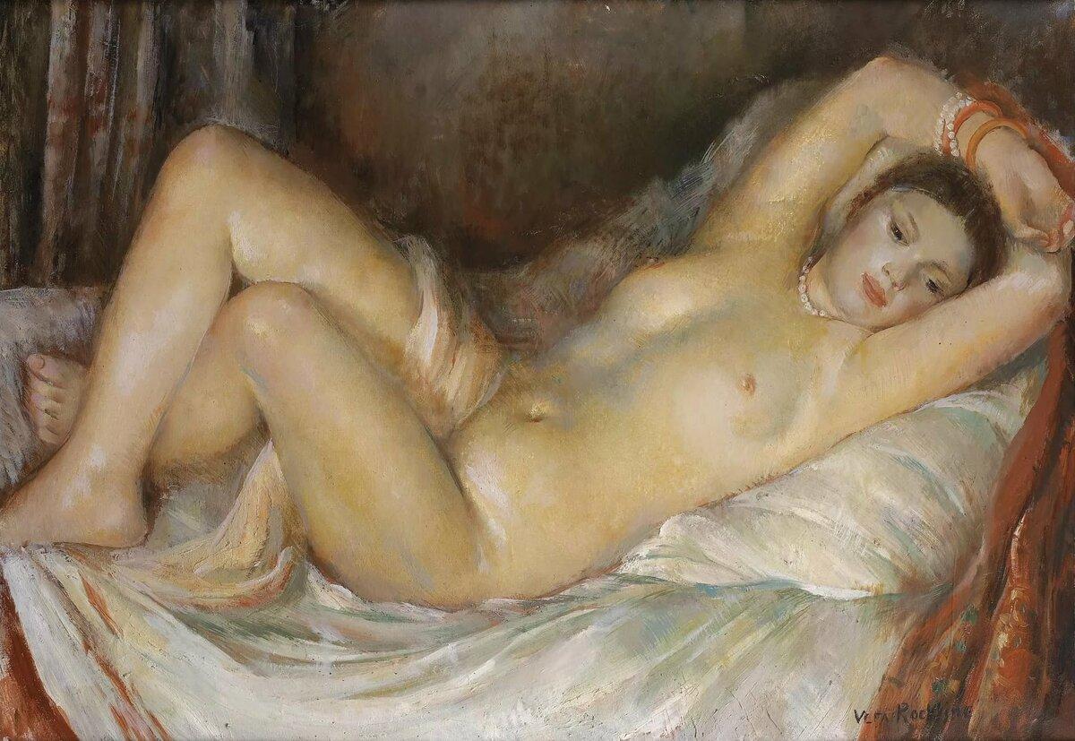 обнаженные женщины галерея - 1