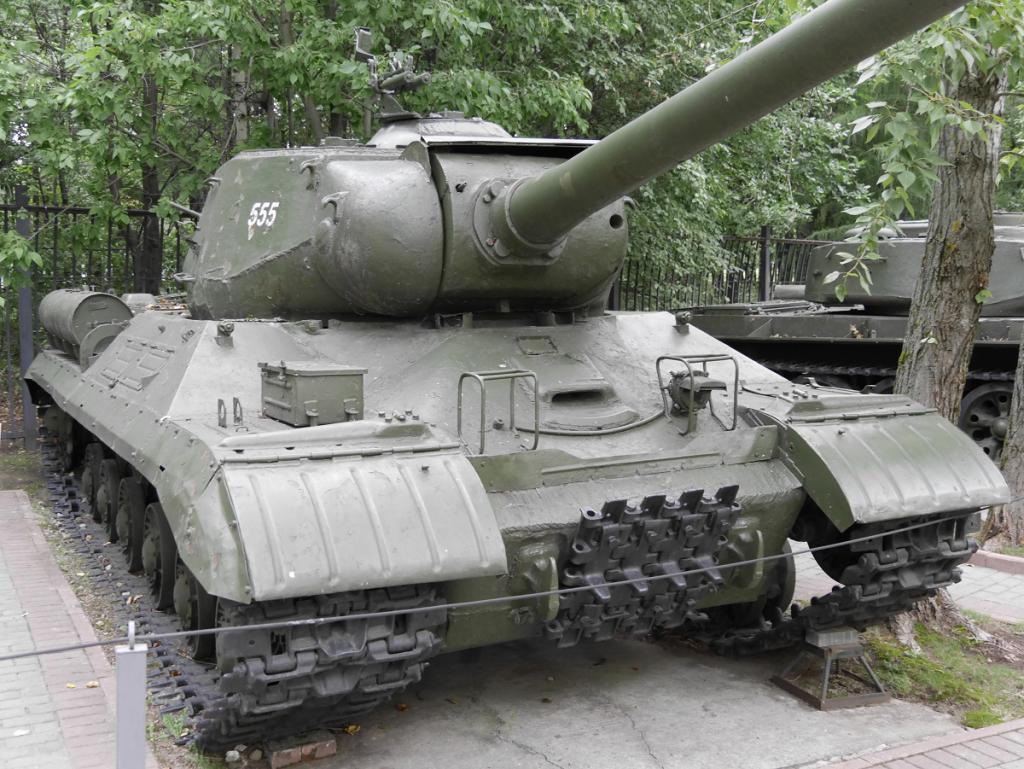 фото всех советских танков шапки является