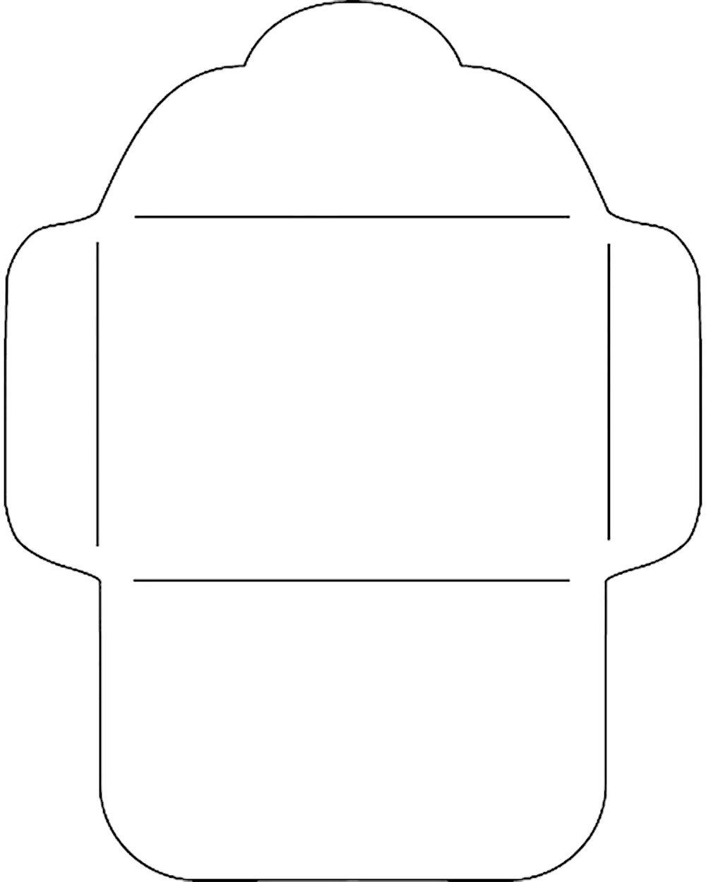 Форма открытки для печати