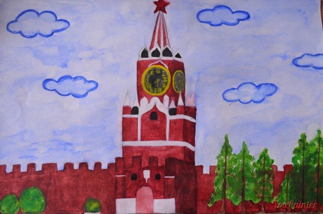 Картинки на тему мой город москва