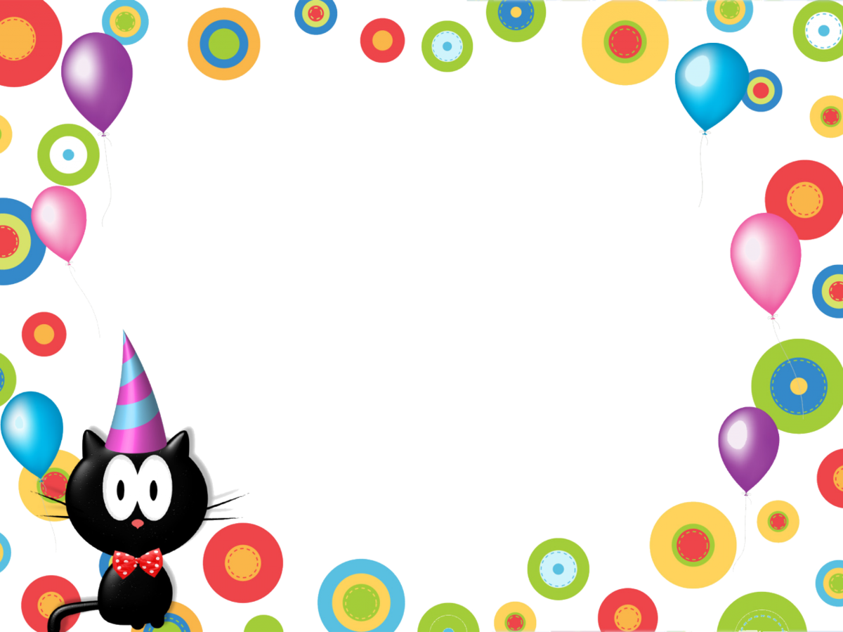 Фон для приглашения на день рождения мальчика