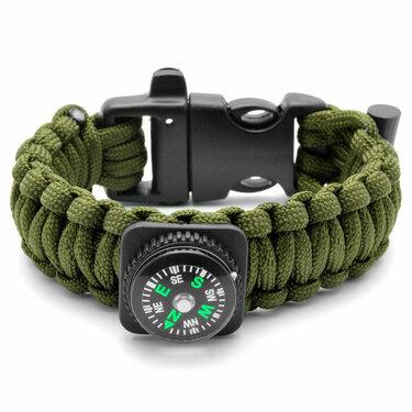 Тактические часы Xinhao Paracord Watch в Мытищах