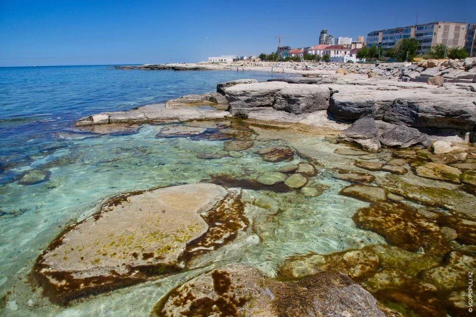 Курорты России на Каспийском море