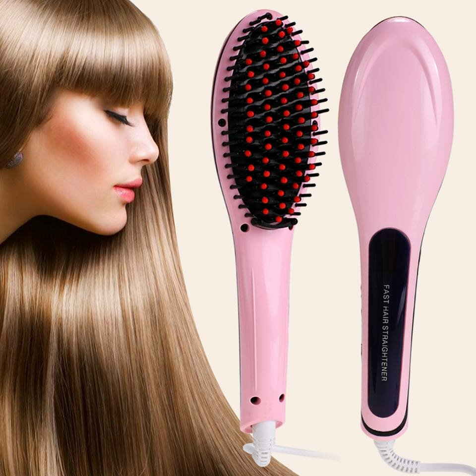Расческа Fast Hair Straightener в Дербенте