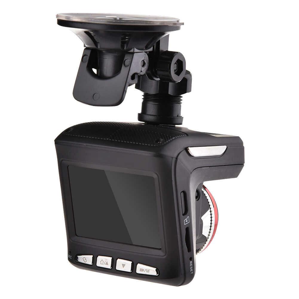 Видеорегистратор с GPS, антирадаром и 3 камерами