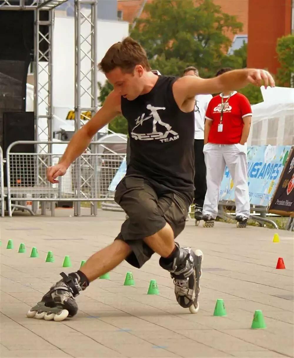 Роллер спорт фото