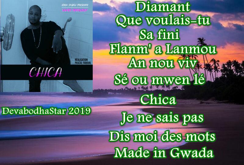 Xavier Marboeuf - Chica - 2019 by Devabodha S1200