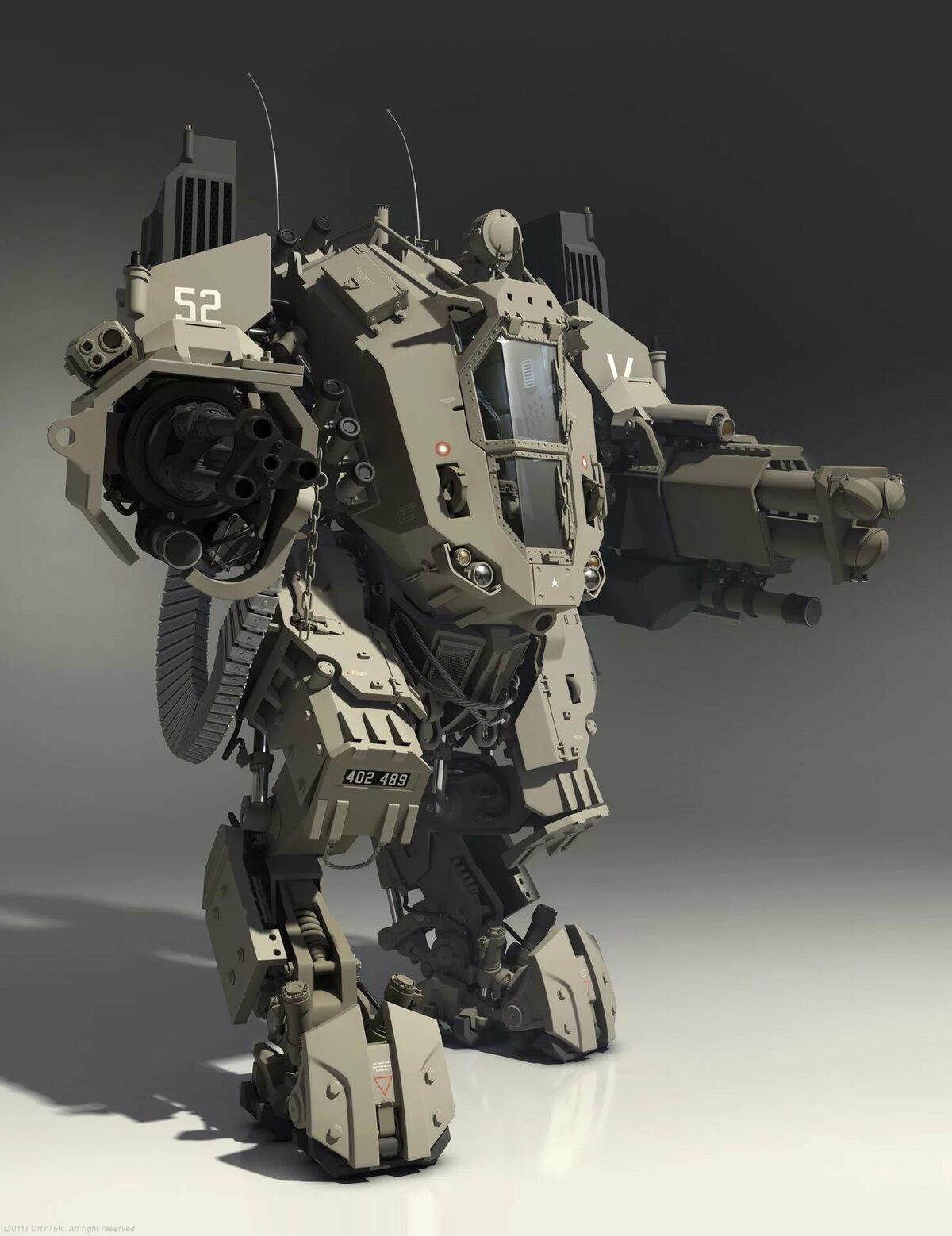 что картинка боевого робота английском, можете включить