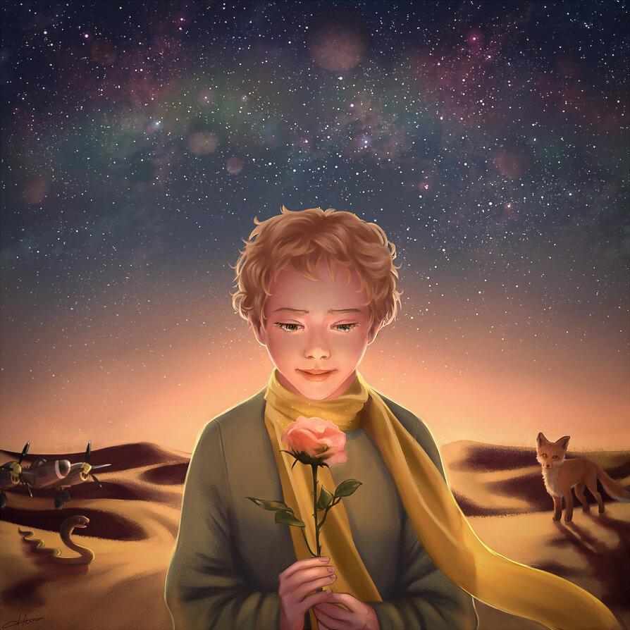 Маленький принц картинки фото
