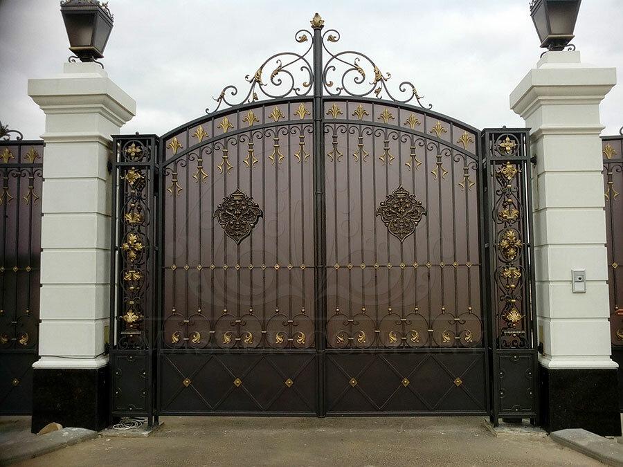 Фото картинок на ворота