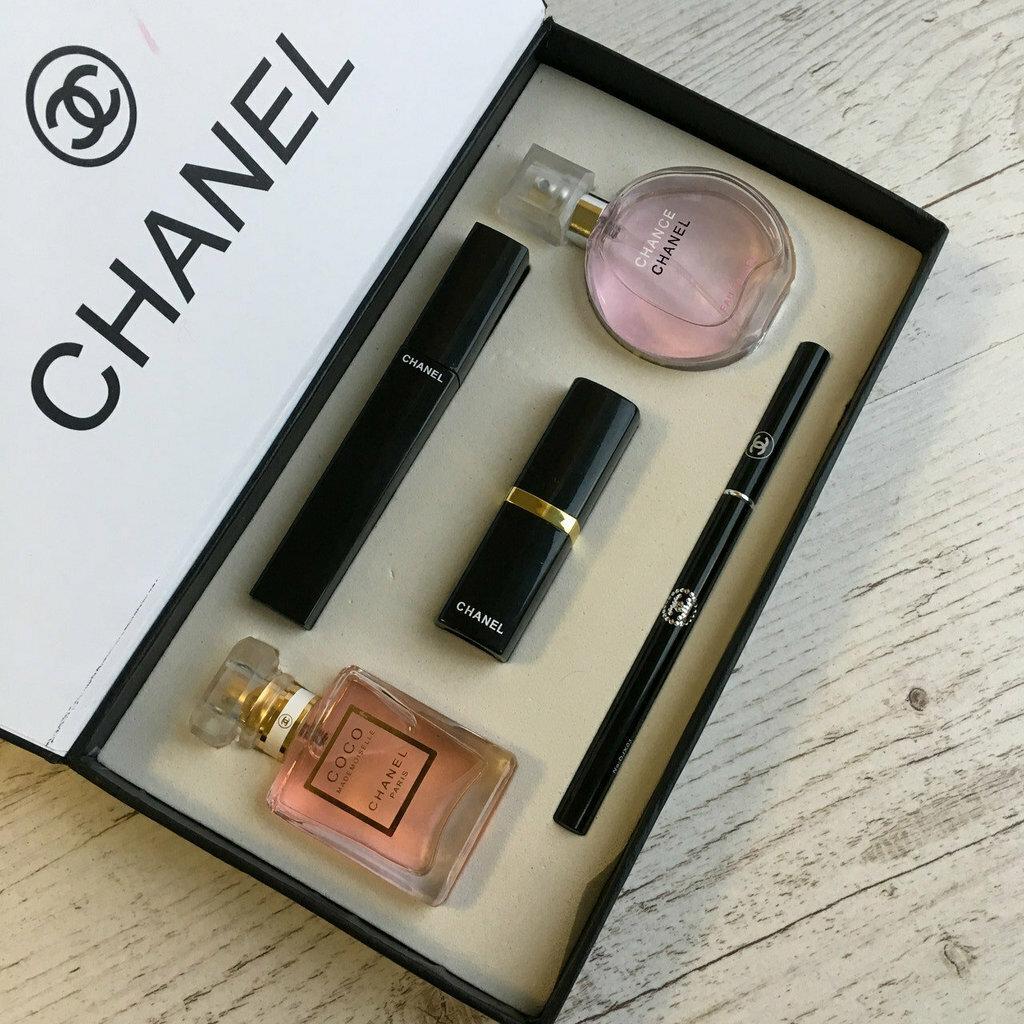 Chanel Present Set набор 5 в 1 в Новотроицке