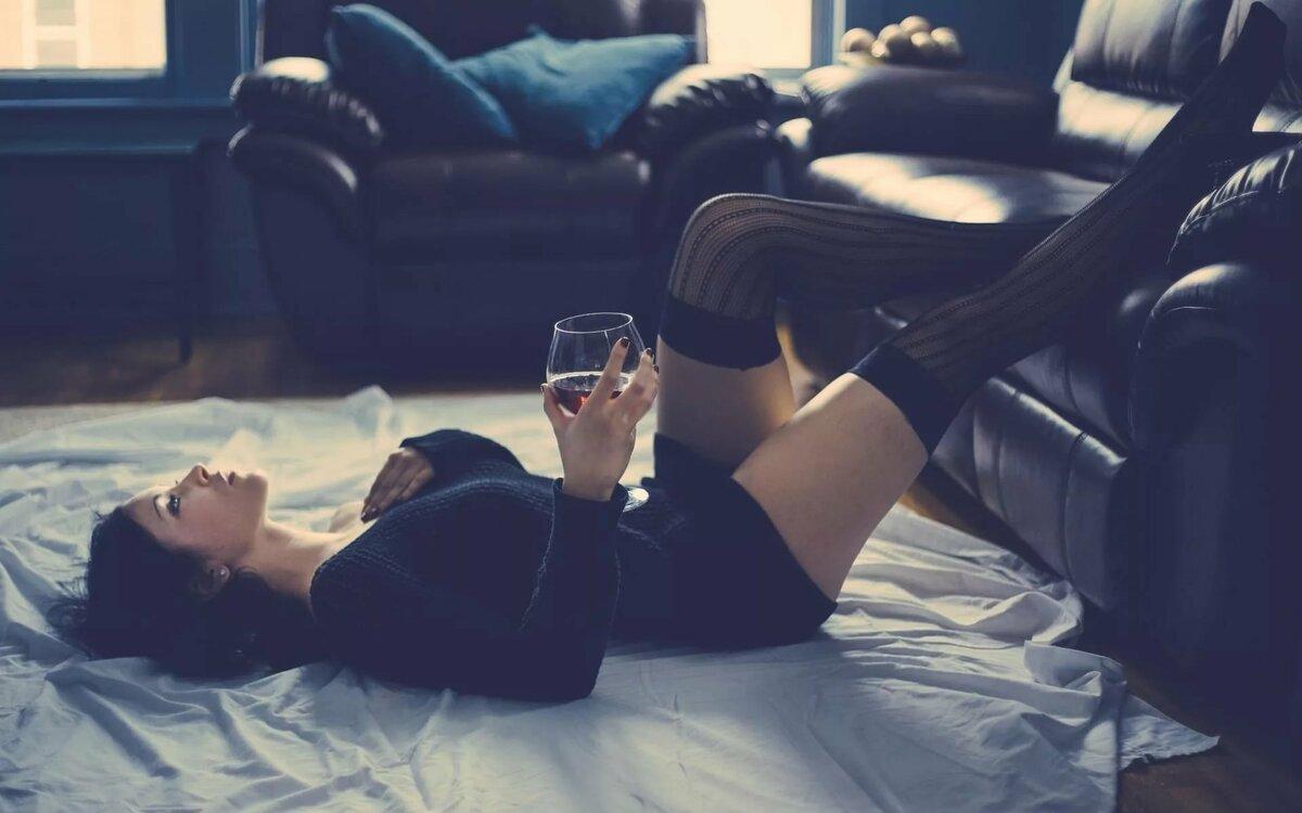 чем усыпить девушку на пьянке - 12