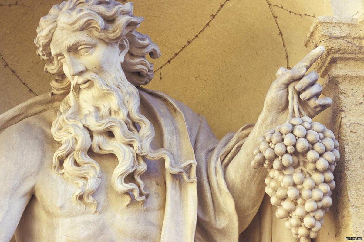 бог вина дионис картинки горах озере популярен