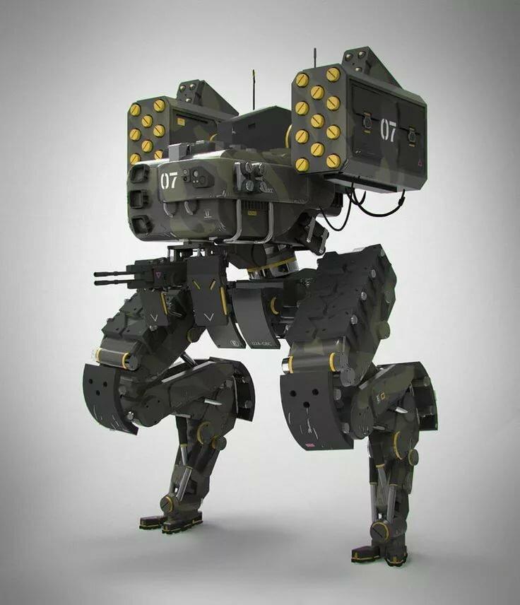 боевые роботы картинки для презентации что для