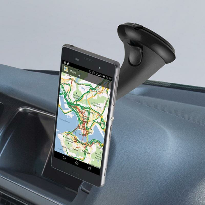 Smartmount Car - держатель для смартфонов и планшетов в Комсомольске-на-Амуре