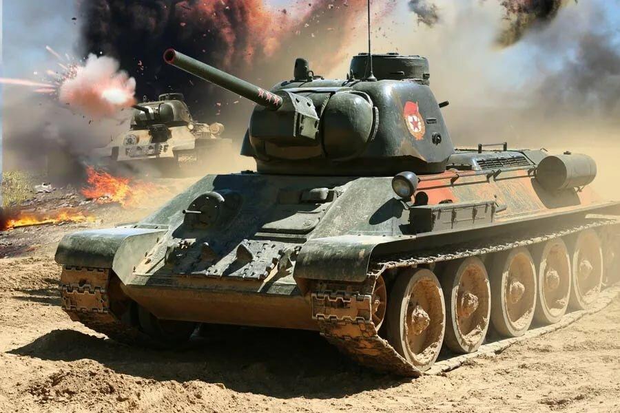 День танкиста в 2019 году в России
